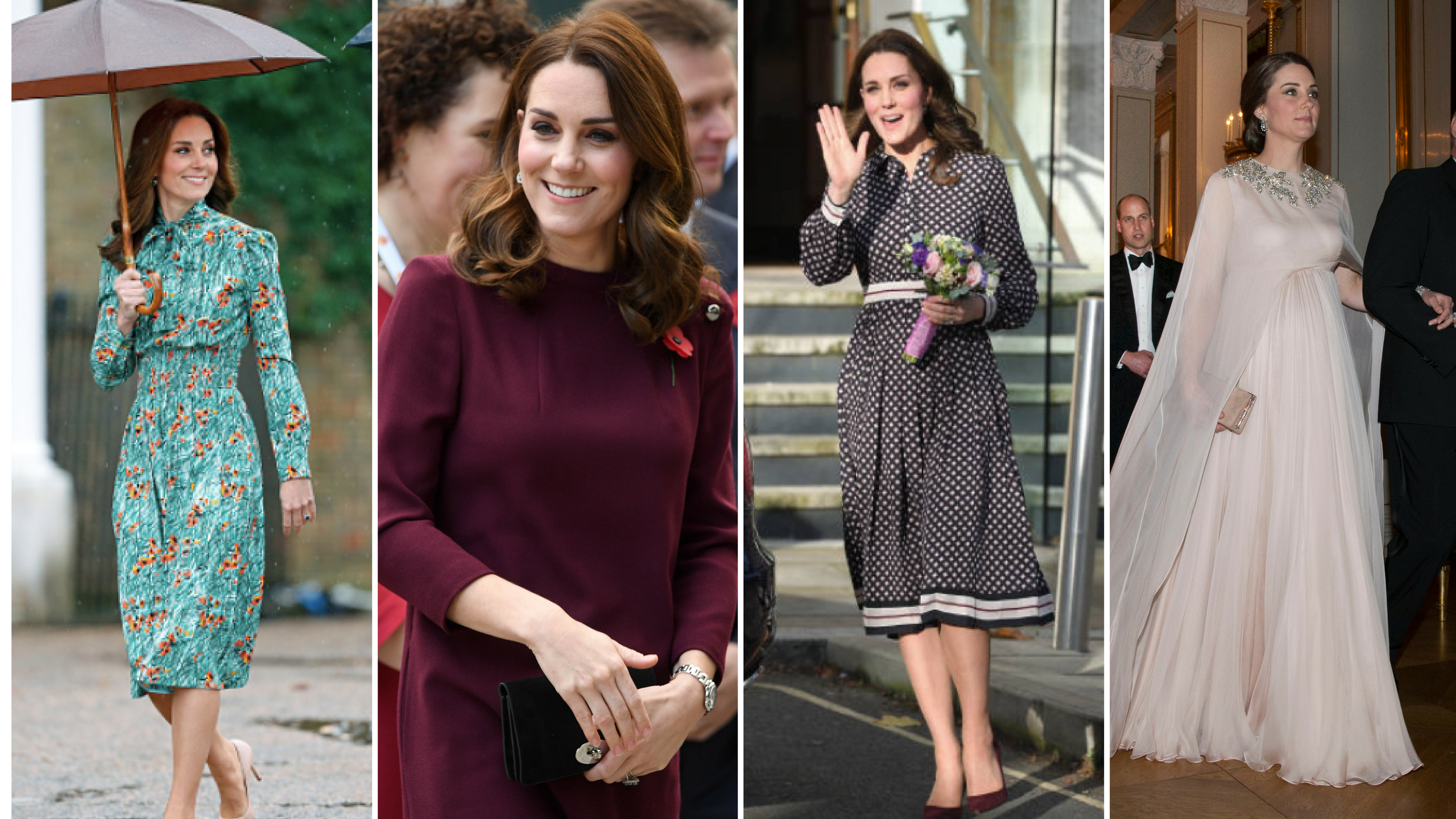 afd225c599fb8 Our top 8 maternity dresses seen on The Duchess of Cambridge ...