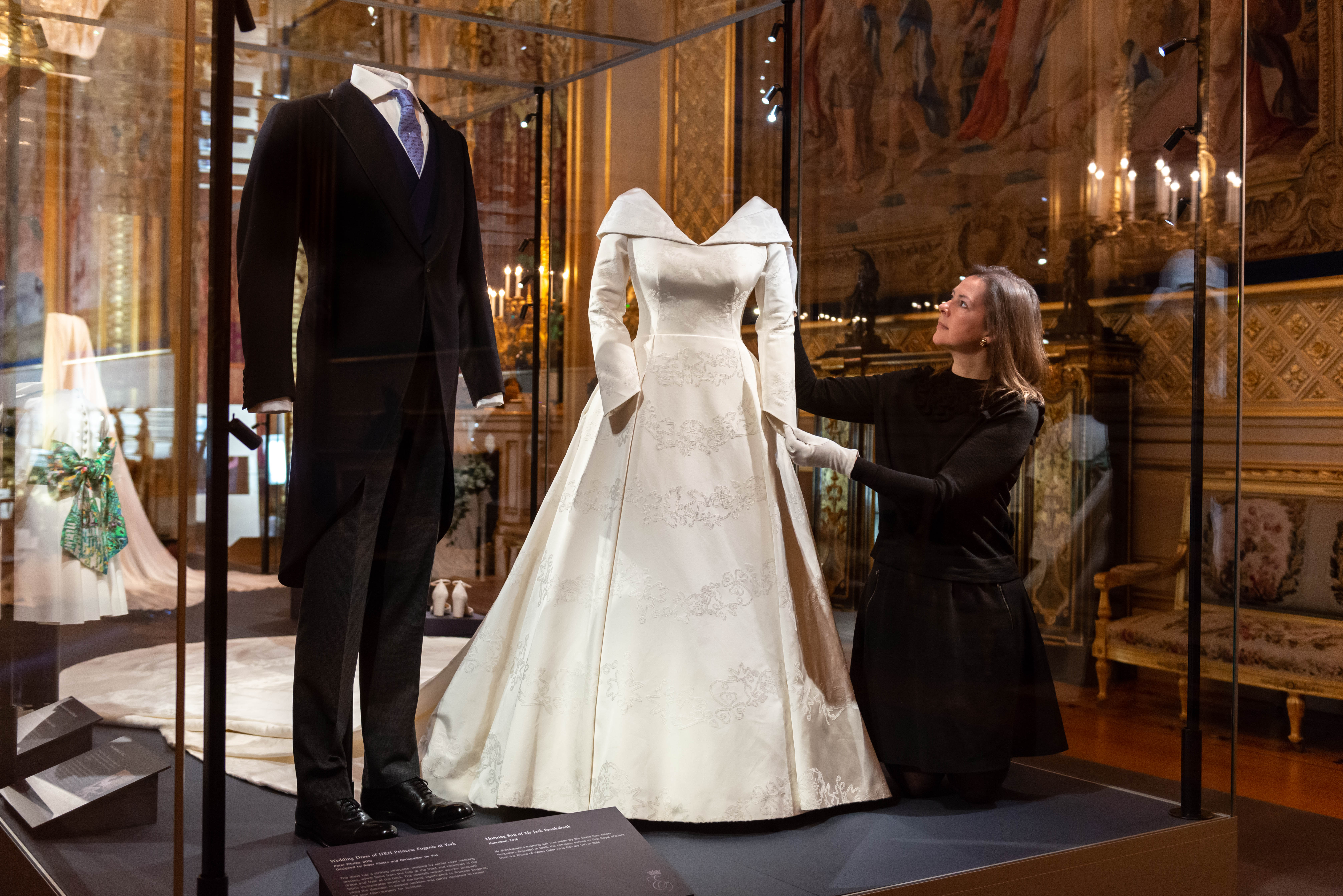 princess beatrice royal wedding dress